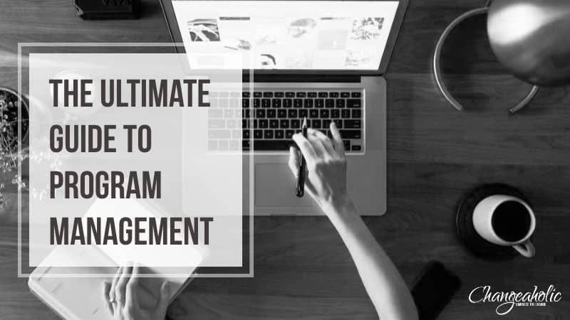 Program Management Guide