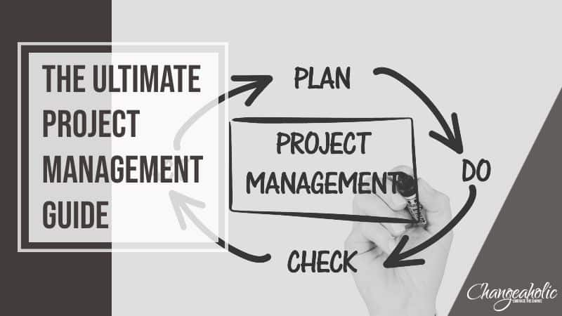 The Ultimate Project Management Guide Title Image
