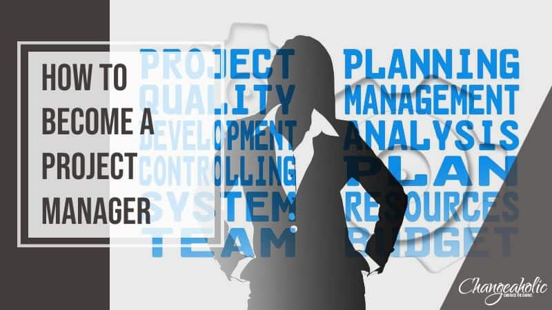 How to Become a Project Manager blog title image