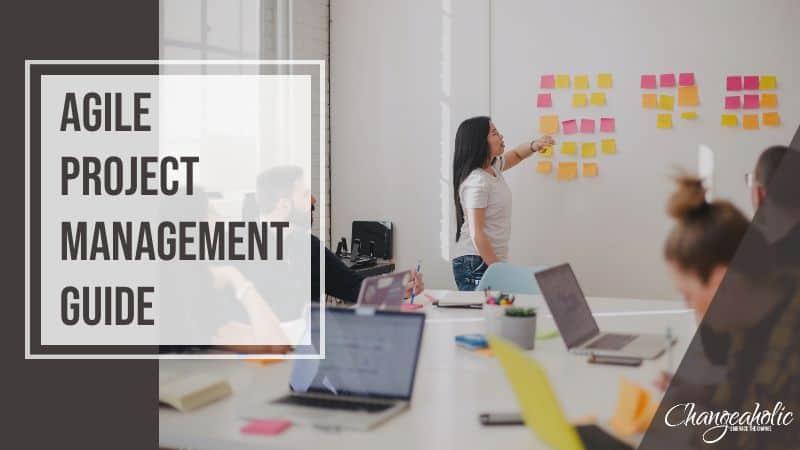 agile project management blog title image