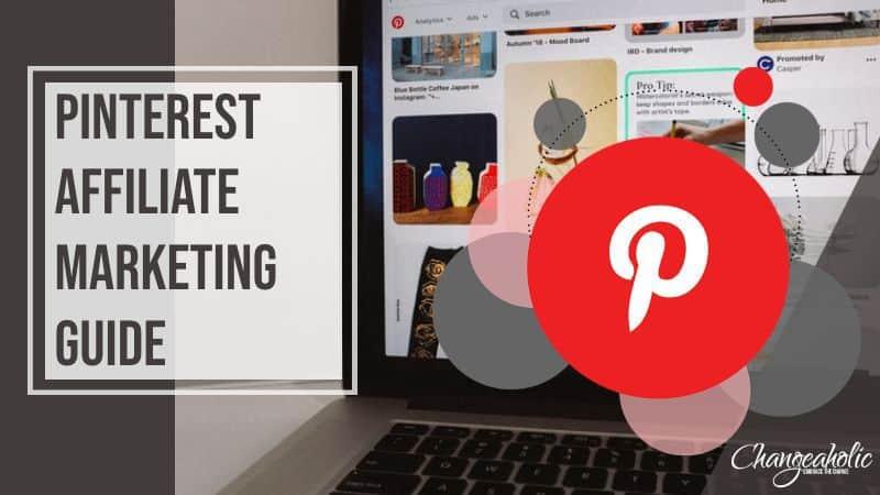 Pinterest Affiliate Marketing Blog Title Image