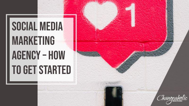 social media marketing agency blog title image