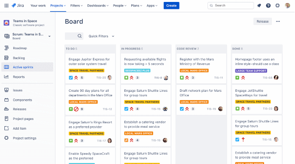 product management software jira