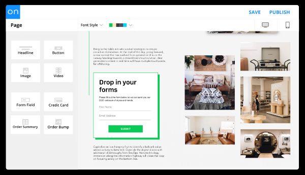 Ontraport - ClickFunnels Alternative