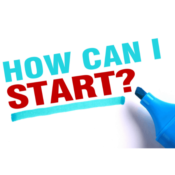 How can I start - Image
